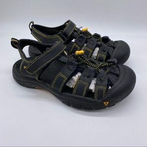 Keen Waterproof Hiking Sport Black Sandals